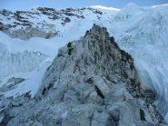 salita all'Island Peak