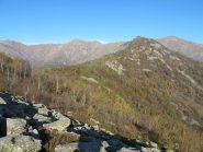 Rocca Perabianca, a dx il Soglio