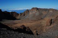 Il cratere del Pico Viejo