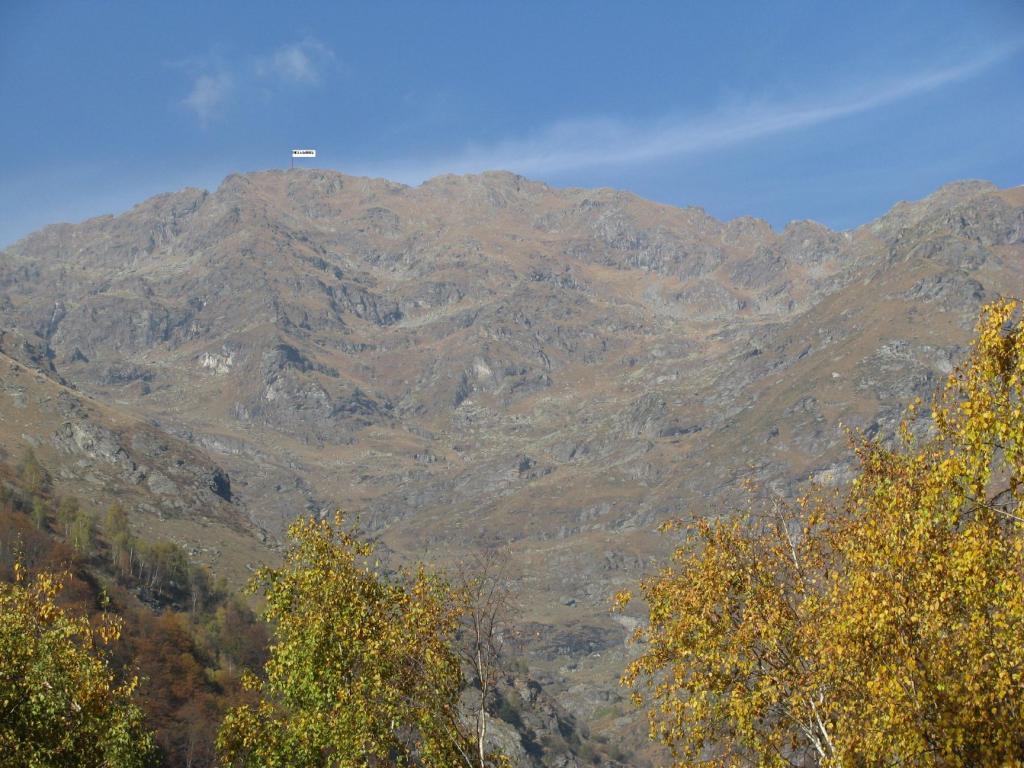 Punta della Mionda, vista dalla partenza
