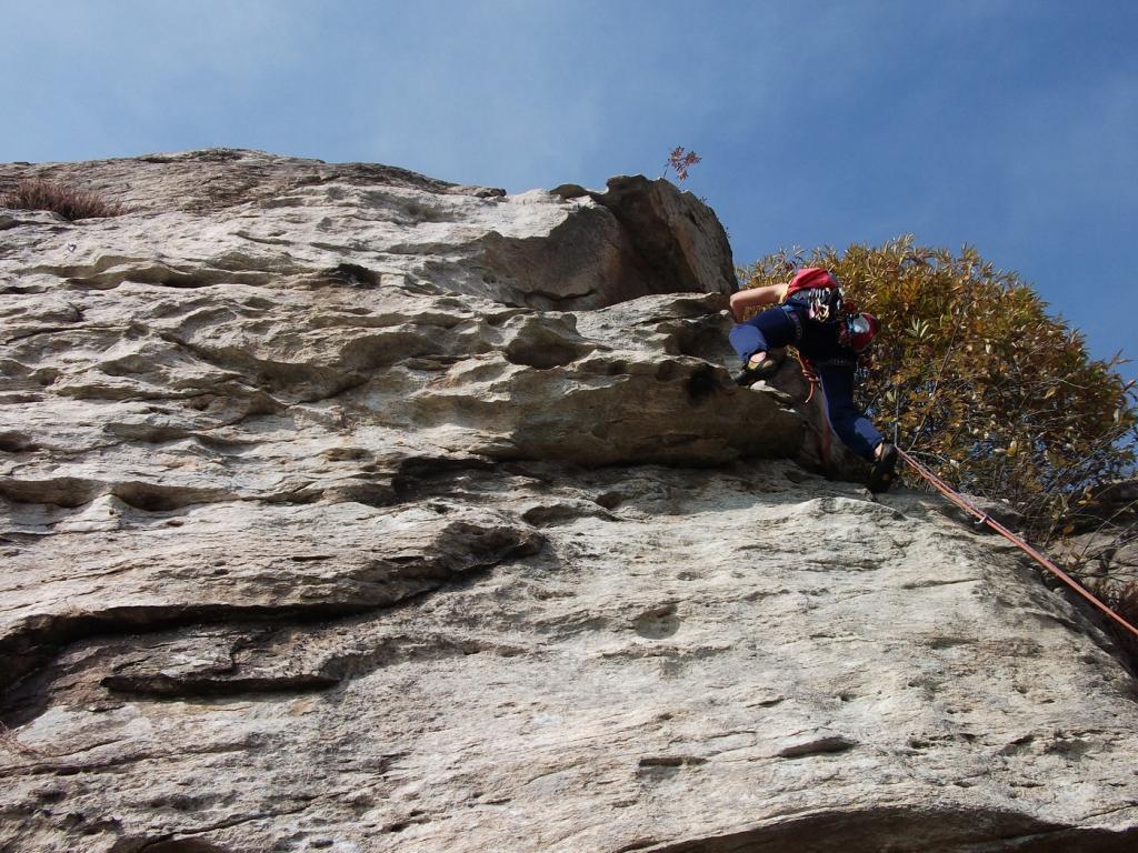 Bracco (Monte) Torrione del Pissai - Il Pensionato Volante 2011-11-01