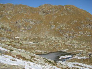 Lago della Furce e Punta del Mariasco