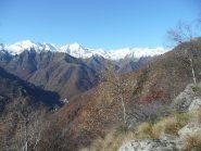 Verso valle Cervo