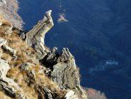 strane rocce al roc delle teste