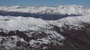 Spartiacque Chisone - Valsusa