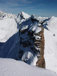 la vicina Rocca Gialeo