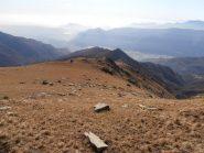 05 - Pianoro sulla cresta a quota 1900