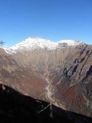 03 - Tutta la Val Clarea con il Giusalet sopra