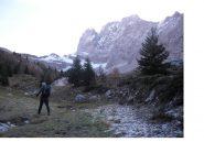 la presolana salendo al monte ferrante