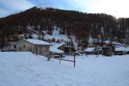 Le Grange del Rio innevate (19-11-2011)