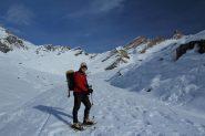Stelvio nel Vallone dell'Agnello, a quota 2300 m. (19-11-2011)