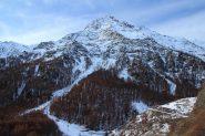 la Tour Real vista dai pressi del ricovero Carlo Emanuele (19-11-2011)