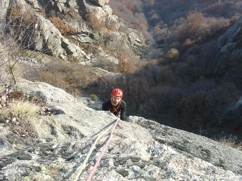 Sbarua (Rocca) Placche degli argonauti - Pelo Rosso 2011-11-19