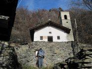 La chiesetta della Consolata