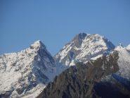 03 - dalla cresta vista su Uja di Mondrone e Ciamarella