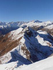 16 - la cresta da La Rossa al Monte Bellavarda