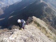 Sulla cresta della Biurca