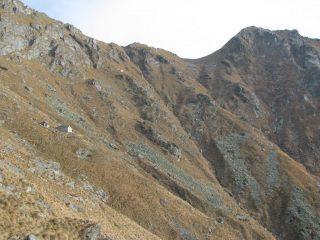 Grange, Passo Pian del Gallo e Punta del Pianello