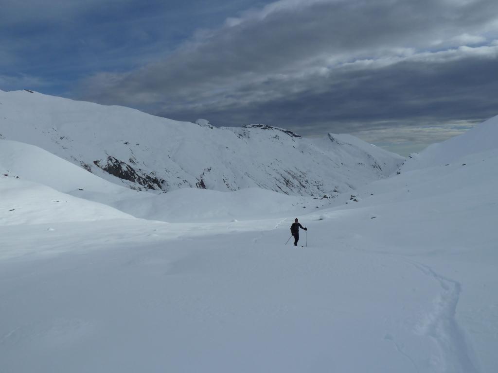 Freide (Monte)da Lausetto per la Val Fissela 2011-12-03