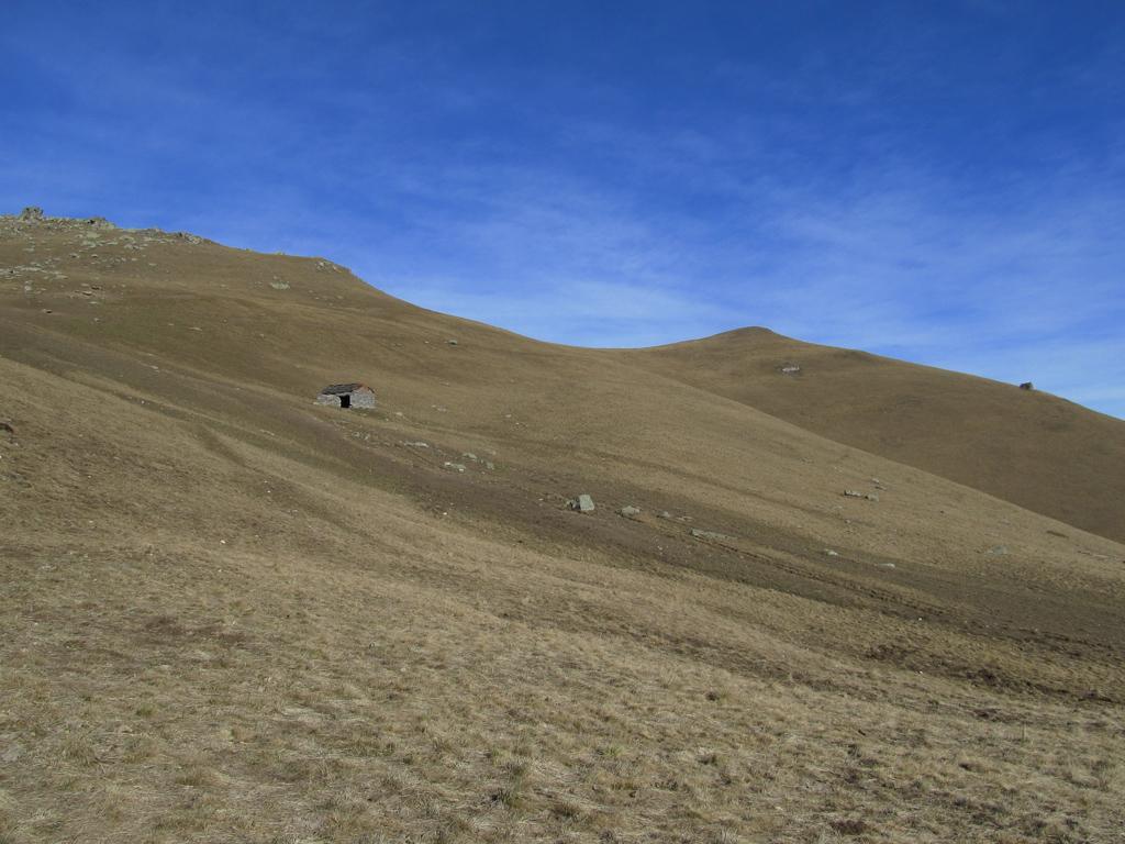Chialmo (Monte) per il versante Sud e le Punte Freura, Cauri e Mezzogiorno 2011-12-04