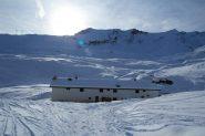 il Rifugio Dondena m. 2185 (4-12-2011)
