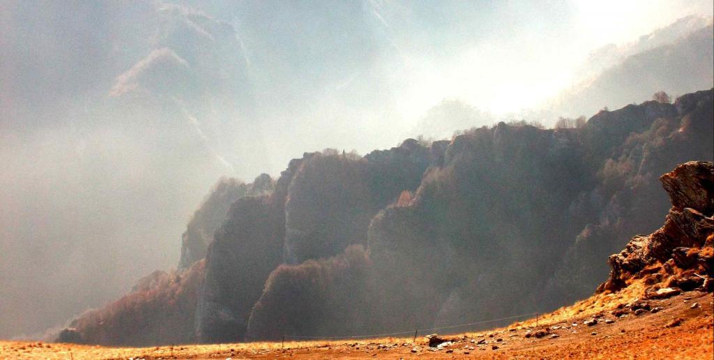 ombre in val Grana