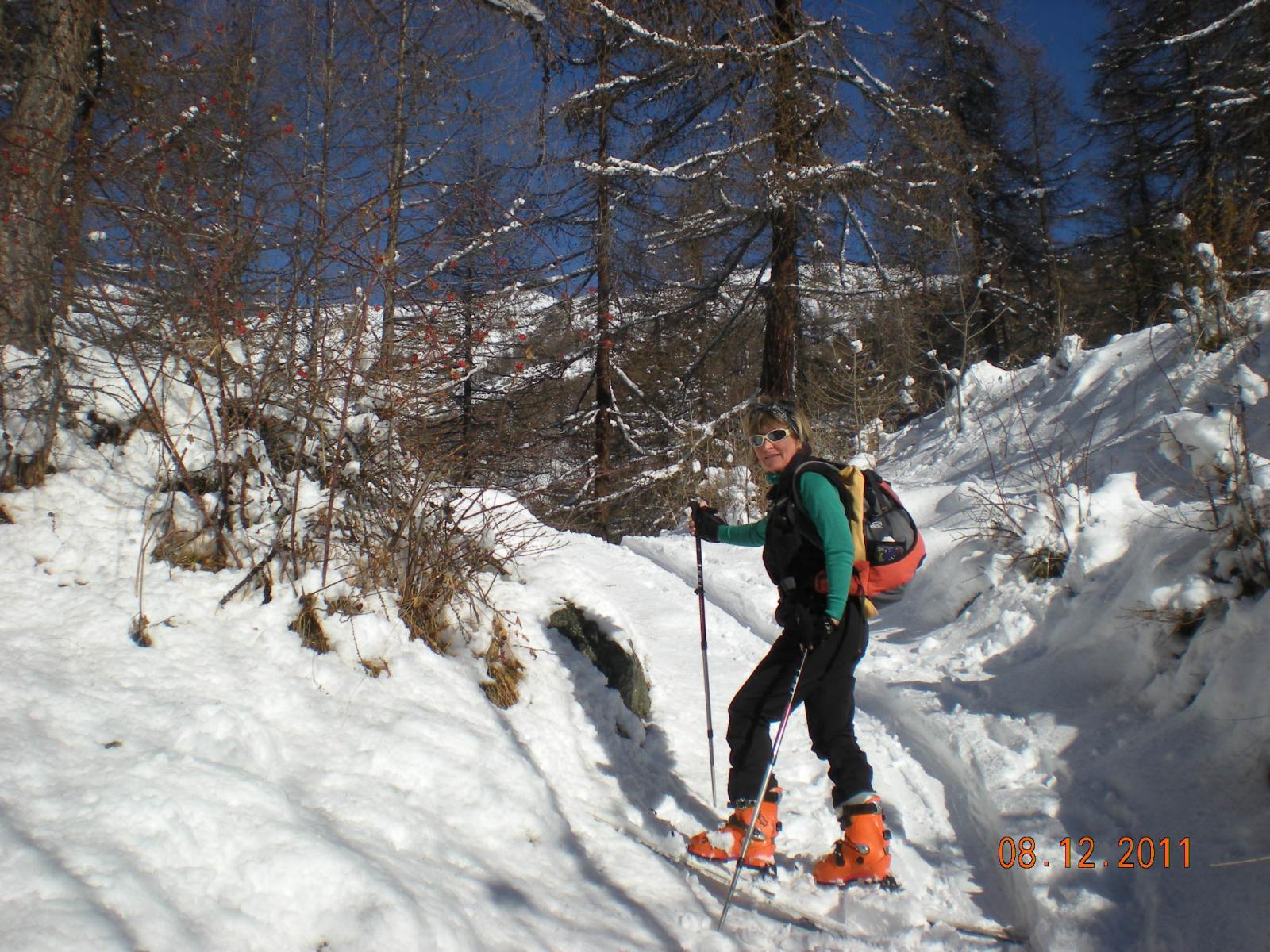 salendo da Valtournenche
