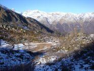 Vallone del Lusignetto, località Pian dla Sagni.