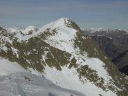 Rocca di S.Bernolfo dalla cima.