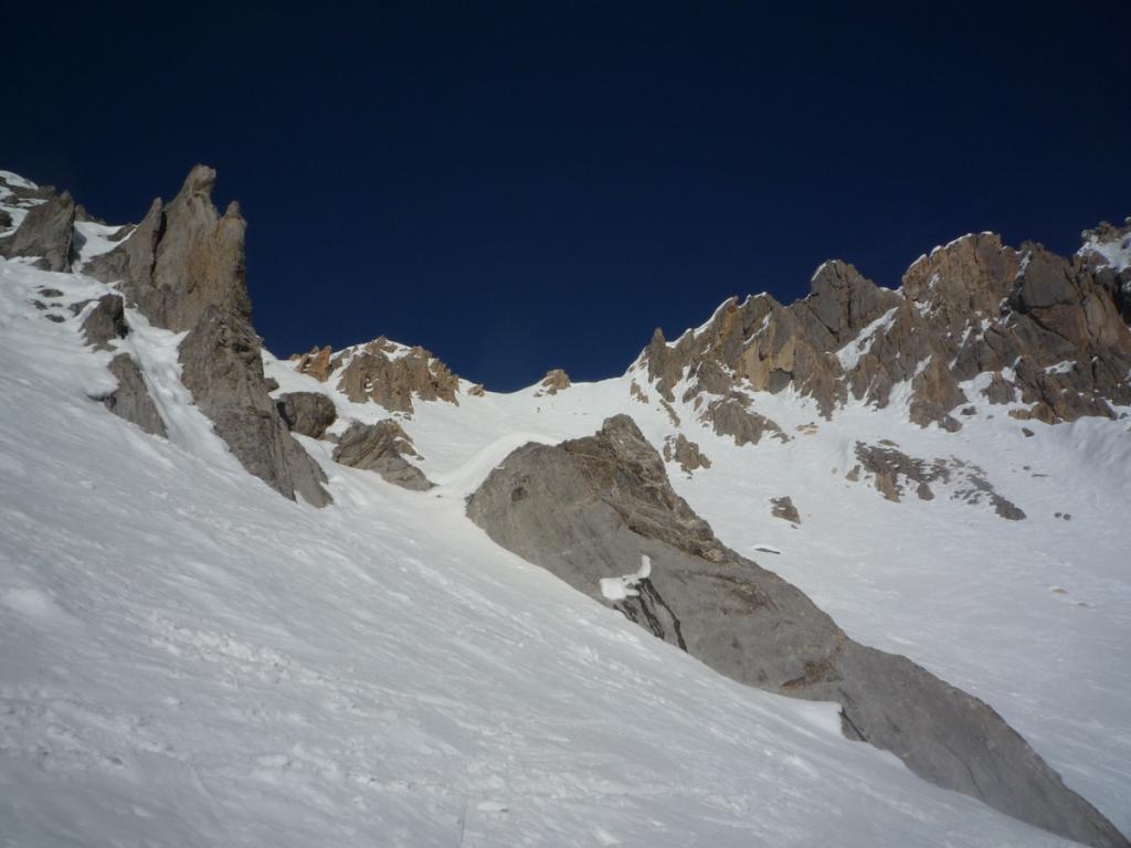 Freid (Monte), cima Sud da Chialvetta per il Versante Sud 2011-12-10