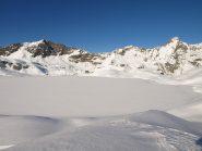 Lago del Miserin da quota 2597 m
