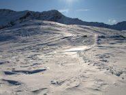 A quota 2752 m, dal Monte Rascias verso Colle della Balma