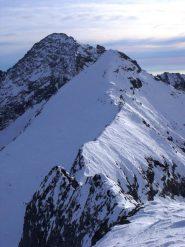 Dalla cima cresta Autour-Servin