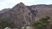 monte Rama dal m Argentea