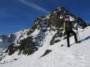 Al colletto 2660 m