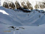 La Val Piana vista dalla cima