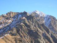 monte Canaussa sullo sfondo