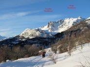 L'itinerario per il Dôme de Montbrison