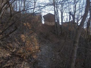 Piantacotta, una delle tante borgate fantasma
