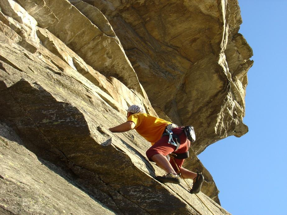 Bracco (Monte) Il Becco d'Aquila 2012-01-08