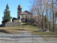 Chiesa romanica di frazione San Giovanni