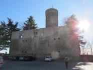 Torre e ruderi del castello di Roccaverano