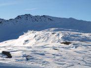 Punta Asgelas (3021 m) dove inizialmente volevo arrivare
