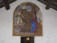 Dipinto della cappella di Peiralba