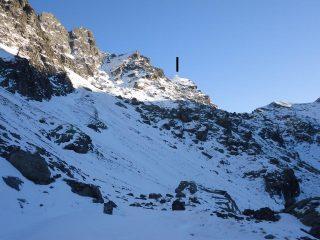 la Cima di Val pianella è ormai distante