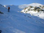 verso la cima di Val Pianella