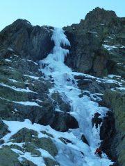 la cascata (foto M. Sanguineti)
