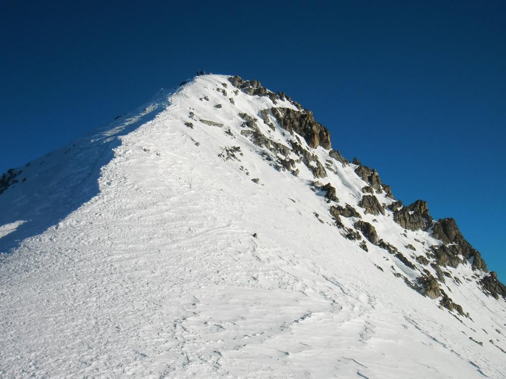 Presena (Cima) dal Passo del Tonale per il Passo della Sgualdrina 2012-01-15