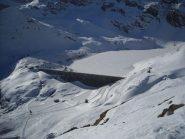 Diga e lago del Serrù 2275 m