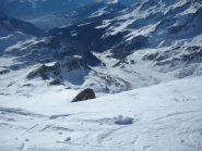 Laggiù Glacier